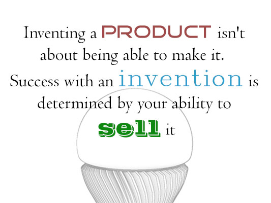 Product invention sales